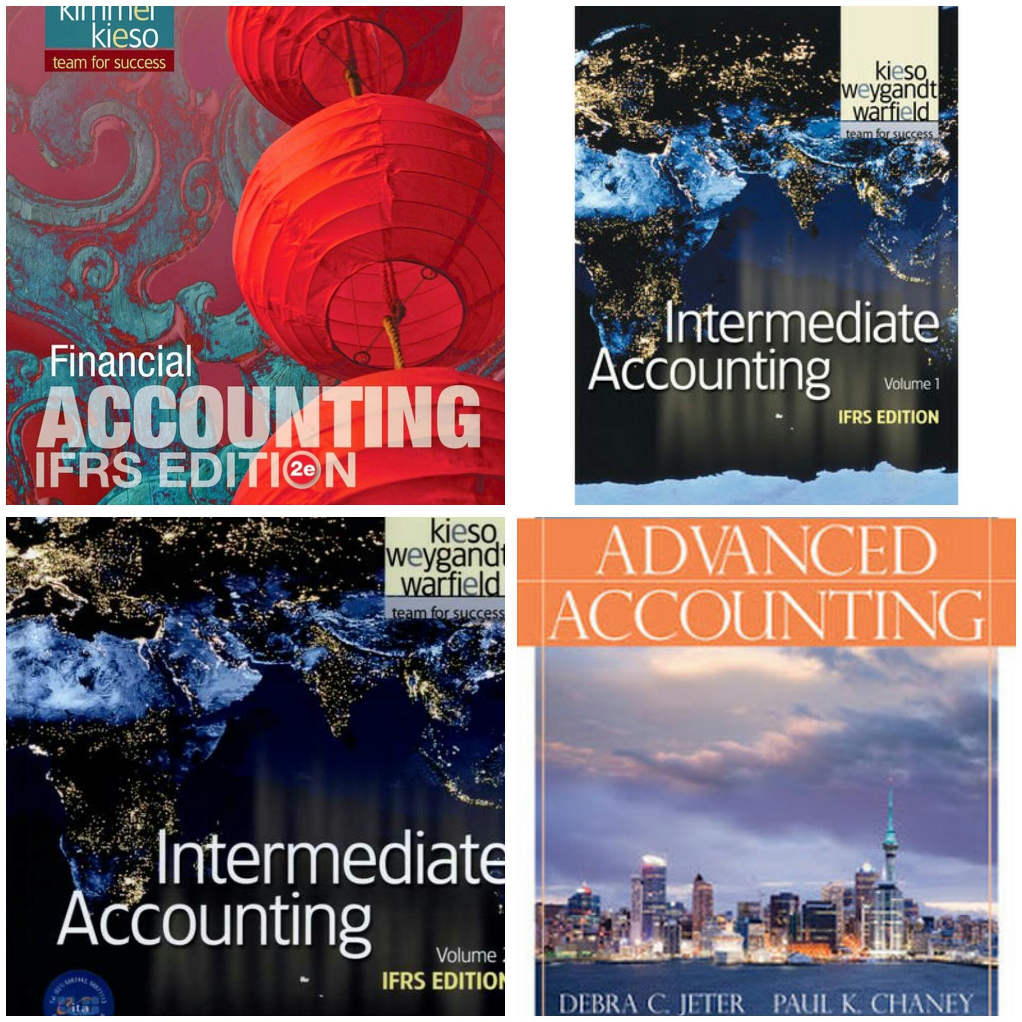 Solution Manual Financial Accounting, Intermediate Accounting dan